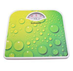 Sonashi Manual Bathroom Scale SSC-2212-Green