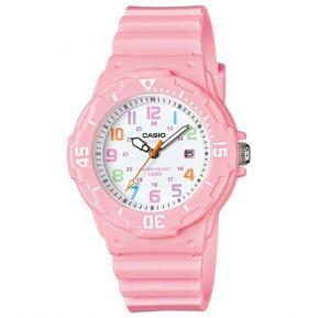 Casio Analog Watch For Girls, Sport Resin Band-LRW-200H-4B2VDF