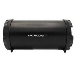 Microdigit Bluetooth Portable HD Sound Drum Speaker-M0051RT