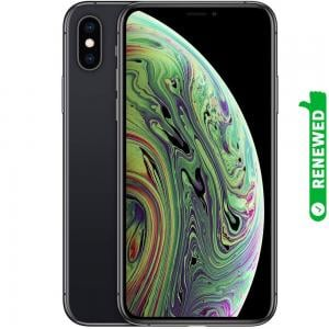 Apple iPhone XS With FaceTime 64GB Grey 4G LTE Renewed- S