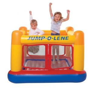 Intex Inflatable Jump-O-Lene Playhouse Bouncer - 48260