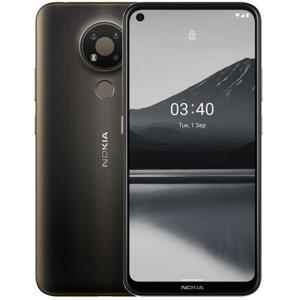 Nokia 3.4 Dual SIM 4GB RAM 64GB 4G LTE, Grey