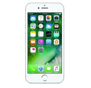 Apple iPhone 7 Smartphone, iOS10, 4.7 Inch Retina HD Display, 2GB RAM, 32GB Storage, Dual Camera - Silver