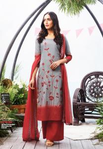 Ganga Autumn Stylish Superior Cotton Printed Salwar Kameez - GA6326