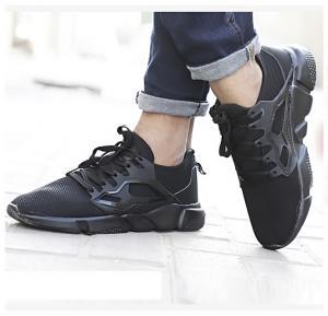 Mens Sports Shoes Black Size US 42-T2031
