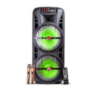 Audionic MH-1515 Mehfil Trolley Speakers - Black