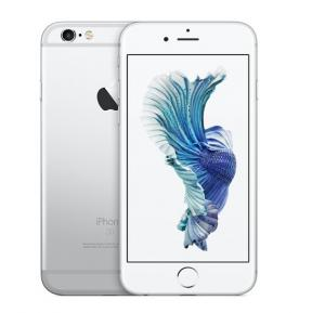 Apple Iphone 6s Smartphone With Fingerprint, iOS9, 4.7 inch Retina HD Display, 2GB RAM, 64GB Storage, Dual Camera - Silver