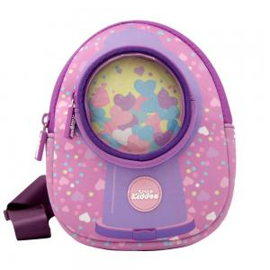 Smily Kiddoos Smiily Candy Go Out Bag, Purple