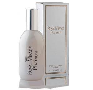Royal Mirage Platinum Perfume EDC 120 ML