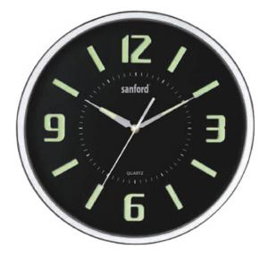 Sanford Analog Wall Clock - SF1455WC