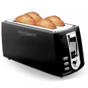 Touchmate 4 Slice Toaster, TMTS400