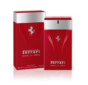 Ferrari Man In Red Edt 100 ml edT for Men by Ferrari