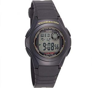 Casio Mens Quartz Digital Watch F-200W-9ADF