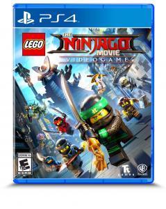 Lego Ninjago Movie Game PlayStation 4