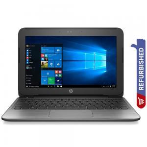 HP Stream Pro 11 Notebook 12 Inch HD LED Screen Intel Celeron N2840 Processor 4GB RAM, 64GB SSD Windows 10, Refurbished
