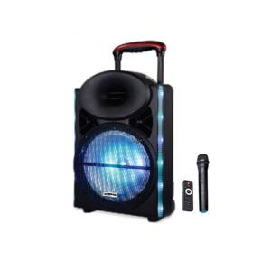 Geepas Portable & Rechargeable Professional Speaker System - GMS8567