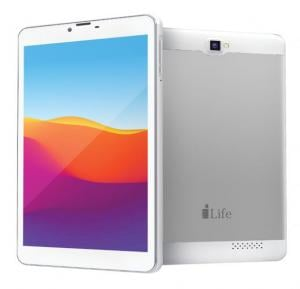 i-Life ITELLK 3500GJH, 7inch SC7731G, 1GB+8GB, 1024*600 IPS, G+P, 0.3M+2M, 2500mAh, Narrow plastic ID with 863 PCBA version, Android 7.0 - Silver
