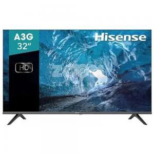 Hisense Led TV 32 Inch 32A3G Black