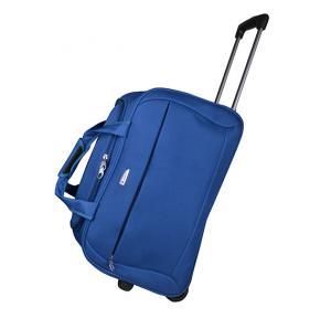 Ambest hybrid duffle with wheels - 26 inch blue, 6024 blue