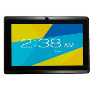 Lenosed A710 Tablet, Android 4.2.2, 7 Inch LCD Display, 1GB RAM, 8GB Storage, Dual Camera, Wifi- Black
