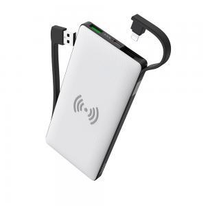 Hoco Multi Function Mobile Power Bank 10000mAh White, S10