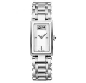 Jean Paul Gaultier Swiss Made Men Silver Watch - JPG0401001