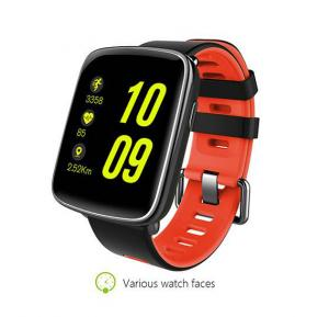 A5 Bluetooth Smartwatch Fitness Tracker Colour Display Touchpad  Heart Rate Monitor Wristband Bracelet