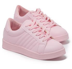 Ladies Sports Shoes Pink Size US 40-L172