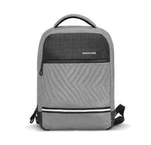 Promate Travel Laptop Backpack, Anti-Theft Slim Durable 13 Inch Laptop Backpack, Explorer-BP Grey