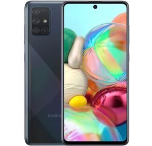Samsung Galaxy A71 Dual SIM 8GB RAM 128GB 4G LTE-Prism Crush Black