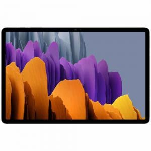 Samsung Galaxy Tab S7 11-Inch, 6GB RAM, 128GB, Wi-Fi, 4G LTE, Mystic Silver