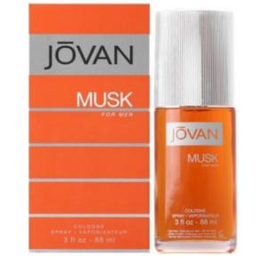 Jovan Musk Eau de Cologne 88ml For Men