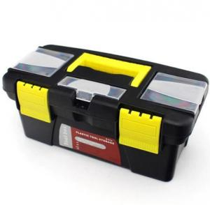 10-Inch Multifunctional Instrument Parts Hardware Tool Storage Box ABS plastic toolbox Electrician box, MAS 2101