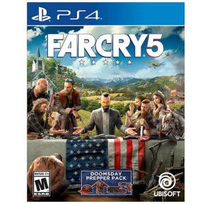 Ubisoft FarCry 5 For PS4