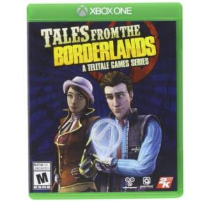 2K Games Tales From The Borderlands For Xbox One