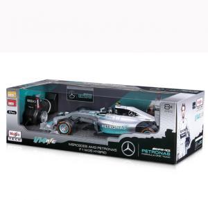 Maisto Tech R/C 1:14 Mercedes Benz Formula One F1 W05 Hybrid without Batteries - 81253