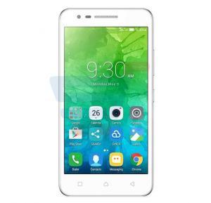 Lenovo C2 Smartphone, Android 6, 5.0 Inch Display, 8GB Storage, 1GB RAM, Dual Camera, Dual Sim, White