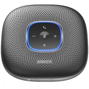 Anker Powerconf Bluetooth Speakerphone, A3301H11, Black