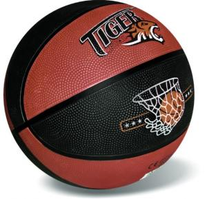 Starballs Leather Balls Basket Ball Brown Black 7 - 37-330