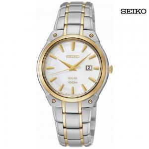 Seiko Ladies Solar Powered Watch, SUT128P1