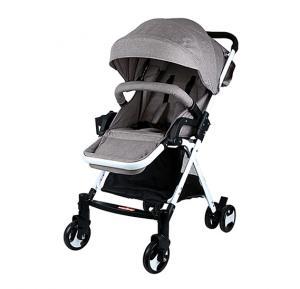 Baby Plus baby Stroller and Pram-BP7733-GREY
