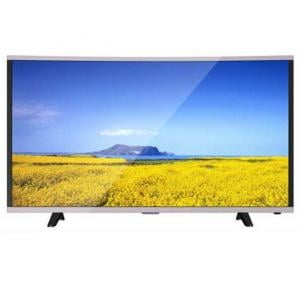 Geepas 43 Inch Curved  Smart Full HD Led Tv, GLED4328CSEFHD
