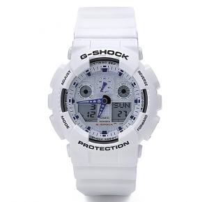 Casio Mens Watch G-Shock Analog Digital - GA120A-7A
