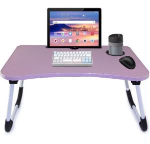 Fs 3752 Laptop Folding Table - Pink
