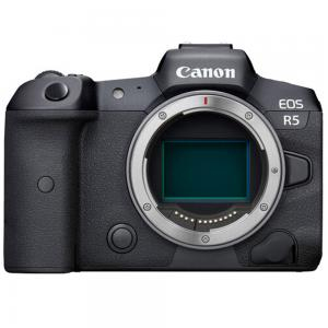 Canon EOS R5 Mirrorless Digital Camera, Body Only