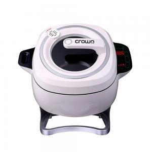 Crownline Automatic Stir Fryer 6L 2000W SF-203 White/Black