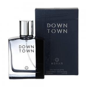 Asrar Down Town EDT Perfume 100 ml