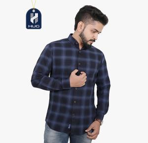 HUG Mens Casual Shirts Size M - BCBU0103