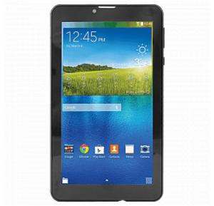 BSNL A6, 7 inch IPS Tablet, Android 6.0, 64GB, 3GB DDR3, 4G LTE Dual Sim, Dual Camera, Black