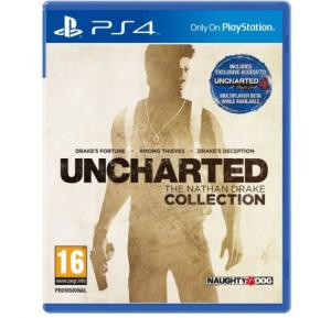 Sony Uncharted - The Nathan Drake Collection For PS4